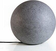 Stehleuchte, Kugelleuchte Granit 38, 220-240V