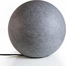 Stehleuchte, Kugelleuchte Granit 59, 220-240V
