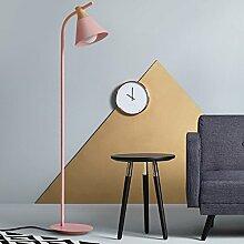 Stehleuchte Moderne Stehlampe, Designer-Lampe Einfache kreative warme Schlafzimmer Lampe Bedside Study Stehleuchte Erleuchtung ( Farbe : C )