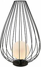 Stehleuchte Stehlampe IP44 Drahtgeflecht