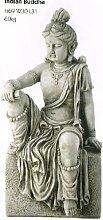 Stein gegossen indischen Buddha Garten Statue