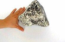 Stein grau Matterhorn brekzie - Dekoattrappe aus Plastik, Dekoartikel, Deko Geschenkidee, Stone, Theater und Bühnen Requisite, Steindekoration, graue Steine aus Kunststoff, Plastikstein für Gabionen