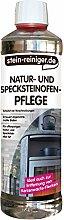 stein-reiniger.de: Natur & Specksteinofen Pflege Naturstein Speckstein 500ml