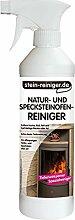 stein-reiniger.de: Natur & Specksteinofen Reiniger Naturstein Speckstein 500ml