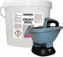 stein-reiniger Streusalz SPEZIAL 2in1