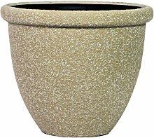 Stein Serie SB 37 cm Stone aus Sandstein, rund,