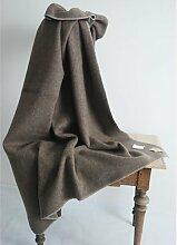 STEINBECK Decke Gabun aus naturbelassener