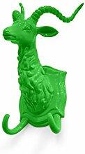 Steine ziemlich Dekoration Dekoration, Polyresin, grün