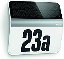 Steinel LED Solar Leuchte XSolar LH-N edelstahl,