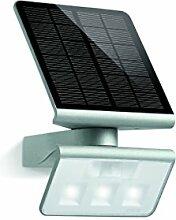 Steinel Solar-Außenleuchte XSolar L-S silber,