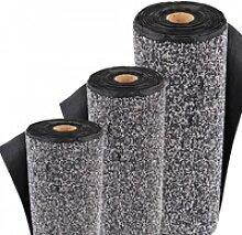 Steinfolie 8m x 0,6m breit Für Teichrand Bachlauf