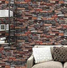 Steinmauer Rolle Tapete Wohnzimmer Schlafzimmer