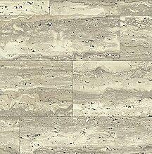 Steinoptik Tapete grob Ziegel Effekt Realistisch aus Vinyl waschbar Reality 2Cod 30044–1.