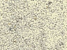 Steinteppich Marmorkies für 2qm l (25KG