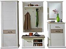 Stella Trading 3041UU83 Landhaus Garderobe