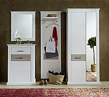 Stella Trading 3041UU84 Landhaus Garderobe
