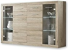 Stella Trading CAN CAN Highboard mit