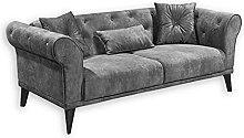 Stella Trading CHESTER Sofa 2-Sitzer mit