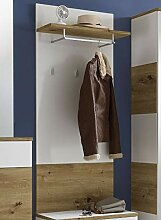 Stella Trading, Holzwerkstoff, Weiss Dekor/Artisan