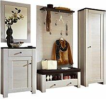 Stella Trading Landhaus Garderobenprogramm Set 250