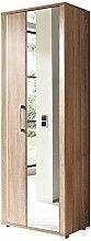 Stella Trading OGHH153001 Garderobe, Holz, braun,