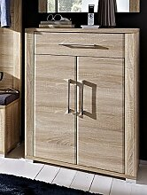 Stella Trading OGHH153011 Garderobe, Holz, braun,