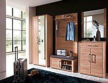 Stella Trading OGHH153060 Garderobe, Holz, braun,