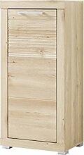 Stella Trading TABB383010 Garderobe, Holz, braun,