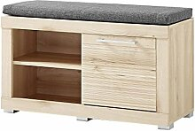 Stella Trading TABB383060 Garderobe, Holz, braun,