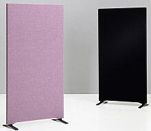 Stellwand Raumteiler Lintex Edge Sharp Akustik