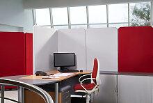 Stellwand Raumteiler Octagon Stoff Höhe 120 x 120