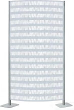 Stellwand Rexite Quinta 180 x 103 cm gestrichelt