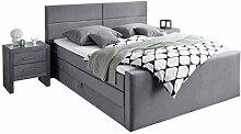 Stellwerk Furniture 1652 Premium Boxspringbett
