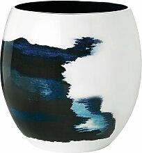 Stelton - Stockholm Vase Ø 203 groß, aquatic