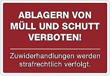 stempel-fabrik (Signalrot, Aufkleber 300x200 mm) /