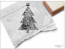 Stempel Weihnachtsstempel WEIHNACHTSBAUM mit