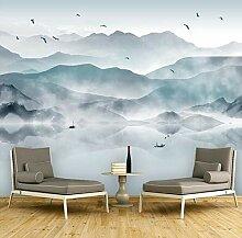 Stereotapete 3D, Landschaft, Schlafzimmer,