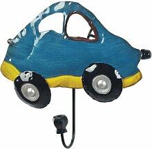 Sterling 129–1070Metall Kleiderhaken Auto, 20,3cm, Stößen, Blau/Gelb