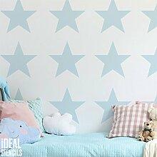 Stern Kinderzimmer Wand Schablone Kinderzimmer