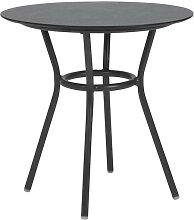Stern Space Tisch Aluminium rund