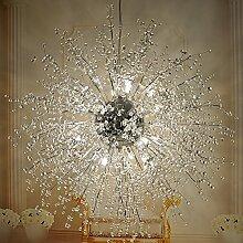 Sterne Feuerwerk Kugel Kronleuchter, postmoderne