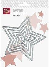 Sterne Mit Falschen Nähten - Schneiden von