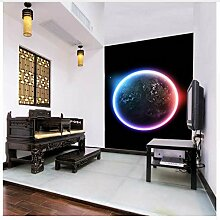 Sterne Universum Planet Wandbild Tv Hintergrund 3D