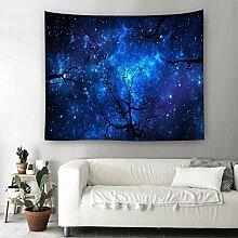 Sternenhimmel Nachthimmel Wandteppich Sterne