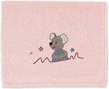 Sterntaler® Handtücher Kinderhandtuch Emmi rosa