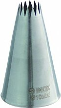 Sterntülle Französisch - 8 mm - Tülle,