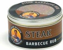 Steven Raichlen Best of Barbecue-Grill Reiben