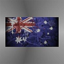 Sticker Australia Australie Australien - Decal Cars Motorcycles Helmet Wall Camper Bike Adesivo Adhesive Autocollant Pegatina Aufkleber - cm 32