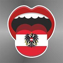 Sticker Austria Autriche Österreich - Decal Cars