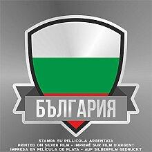 Sticker Bulgaria Bulgarie Bulgarien - Decal Cars